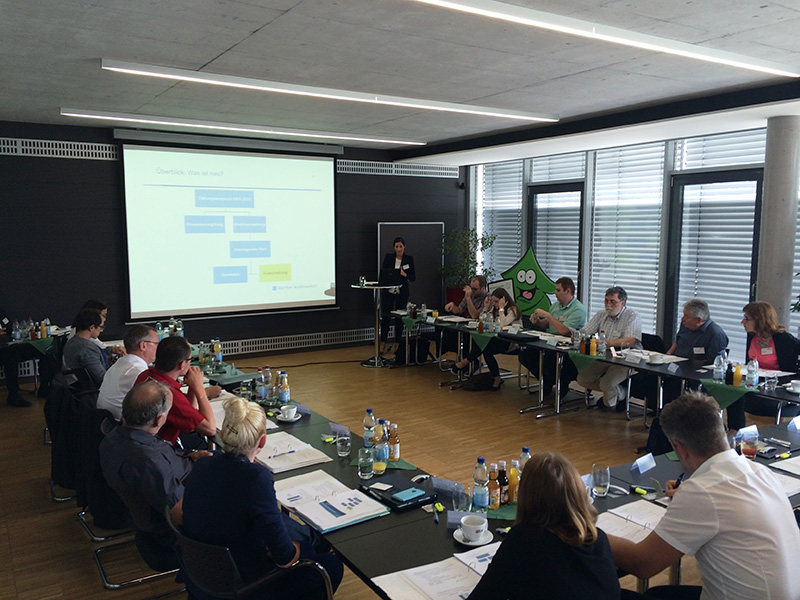 Workshop Neues EEG 2016 am 29.06.2016 in Calw